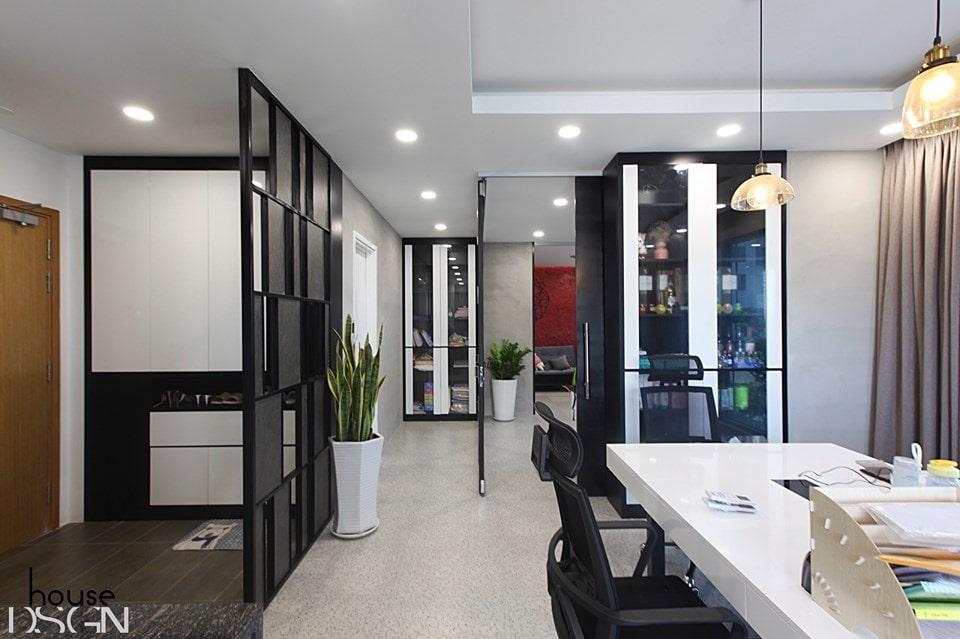 cập nhật báo giá thiết kế nội thất văn phòng 2020