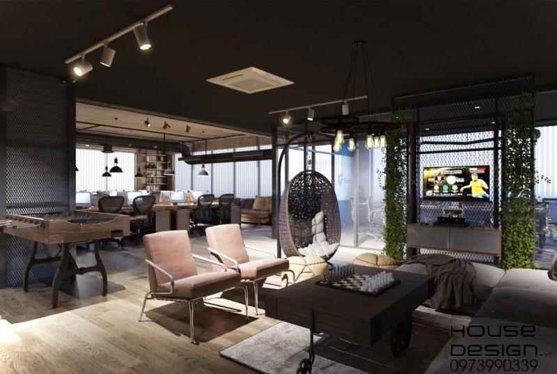 cập nhật báo giá thiết kế nội thất văn phòng chi tiết