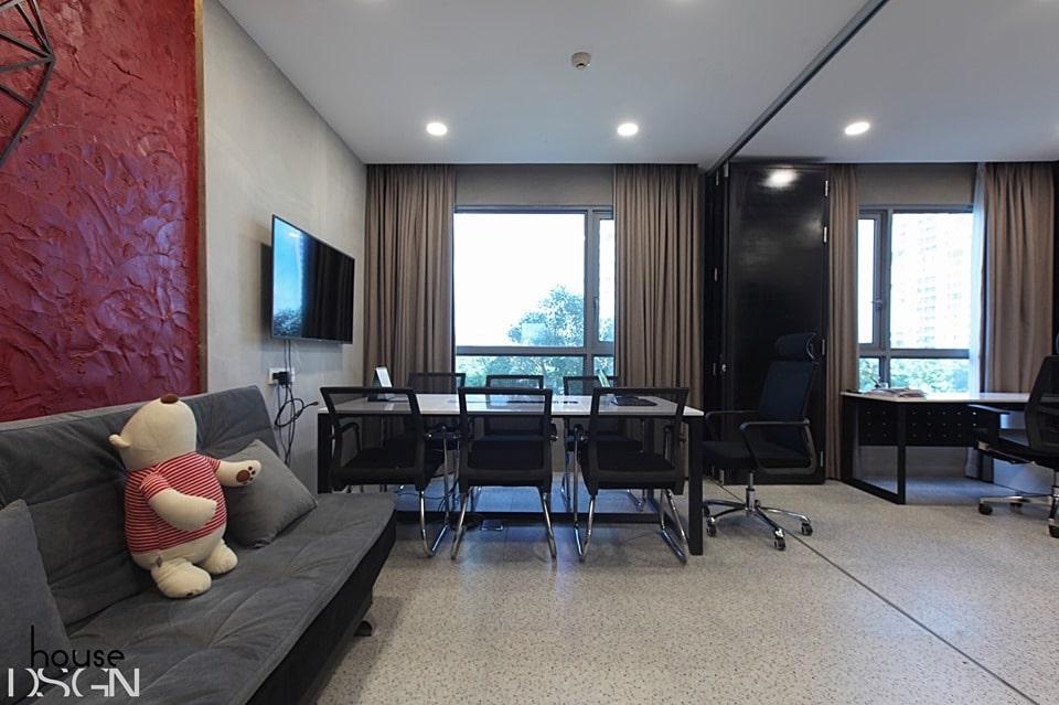 cập nhật giá thiết kế nội thất văn phòng 2019
