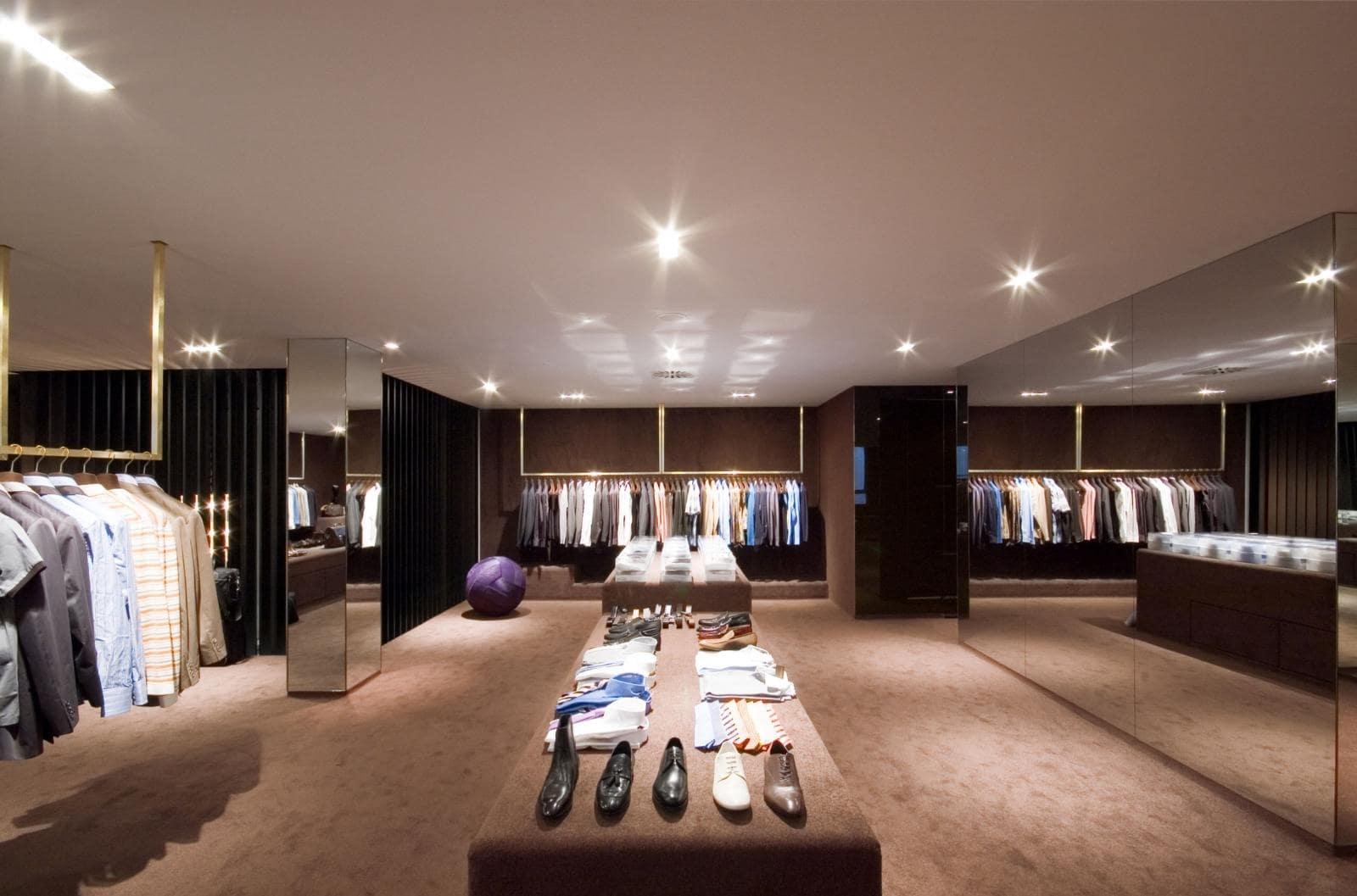 mẫu thiết kế nội thất shop thời trang hot nhất