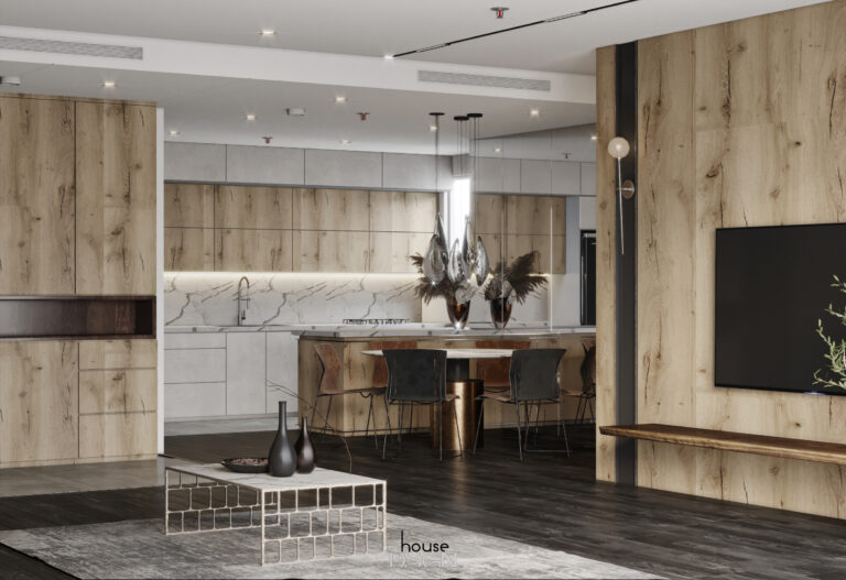 Thiết kế nội thất Riviera Point quận 7