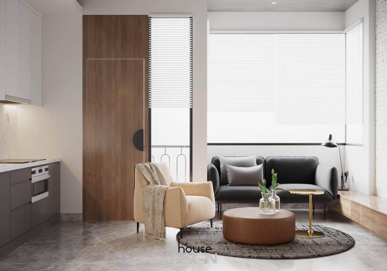 thiết kế nội thất đương đại chuyên nghiệp