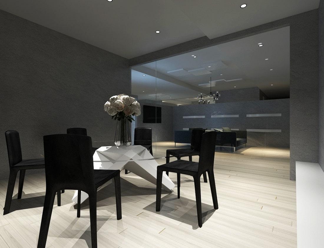thi công và thiết kế nội thất shop 2020