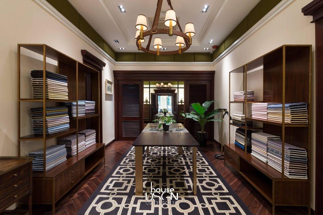 công ty thiết kế nội thất shop trọn gói
