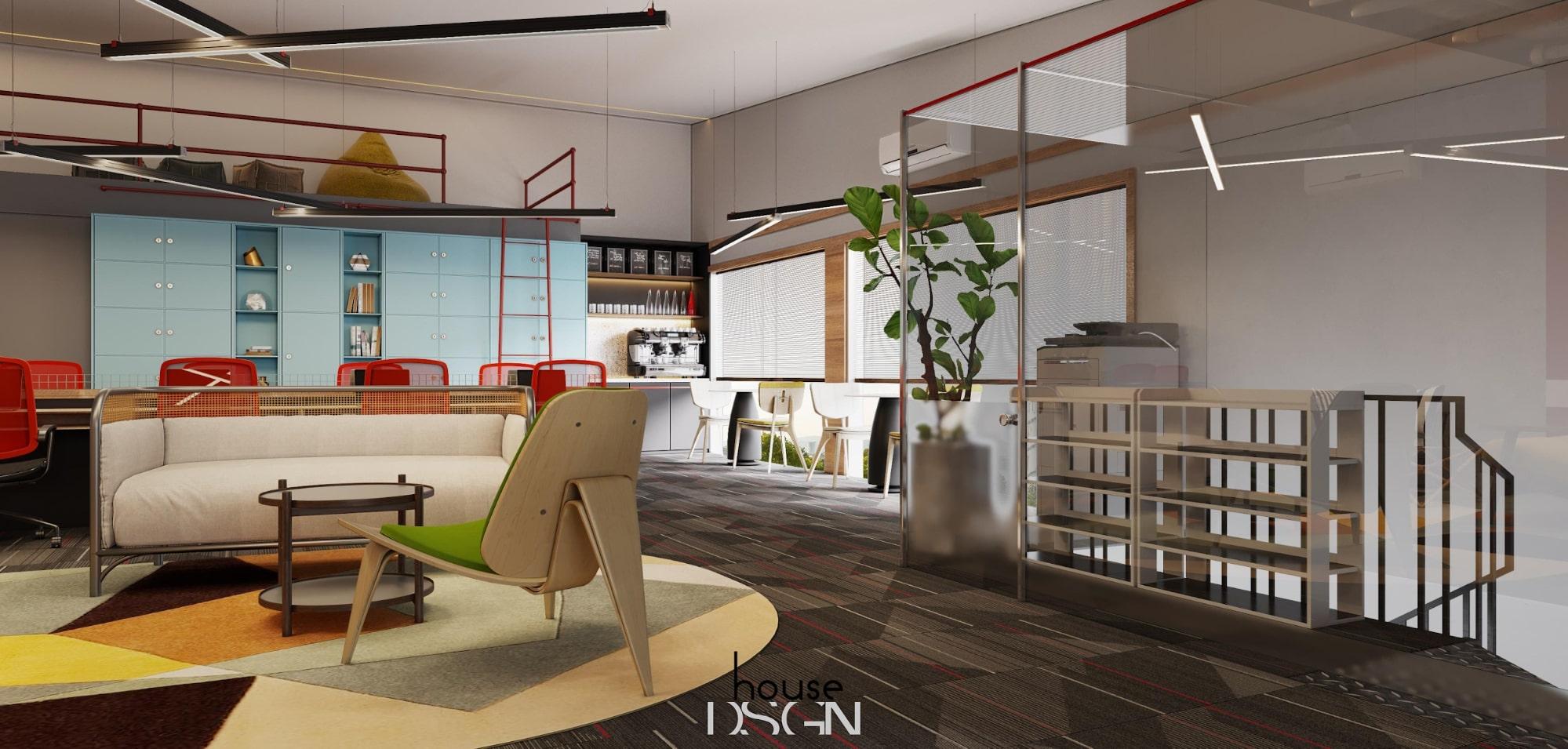 đơn vị thiết kế nội thất văn phòng ở tphcm
