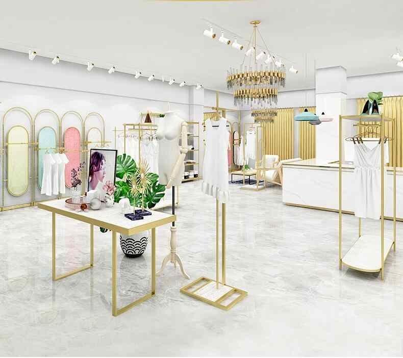 thiết kế shop quần áo uy tín