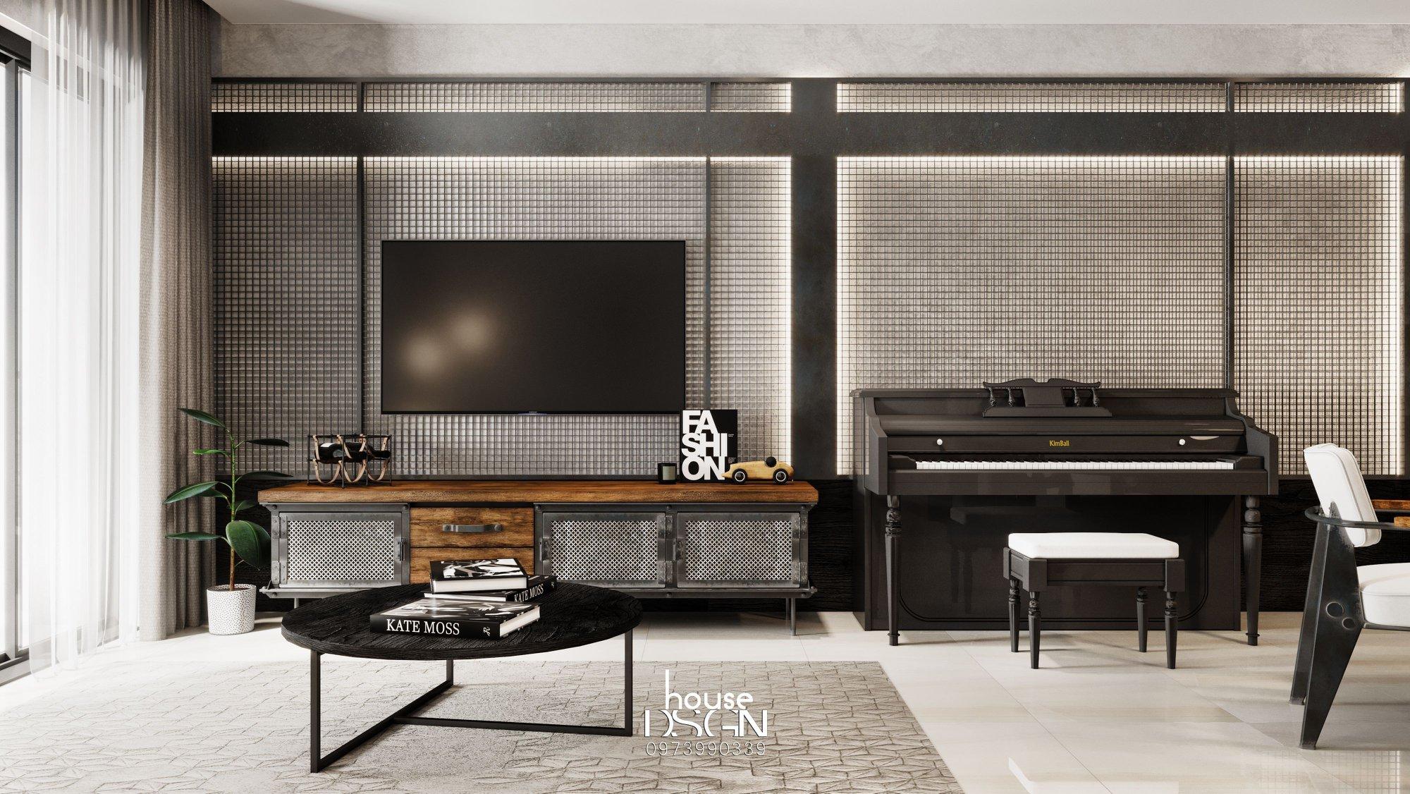 thiết kế thi công nội thất hiện đại ở đâu thì tốt