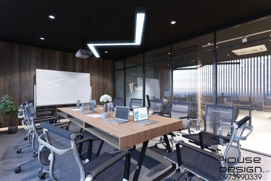 thiết kế văn phòng hiện đại ở đâu