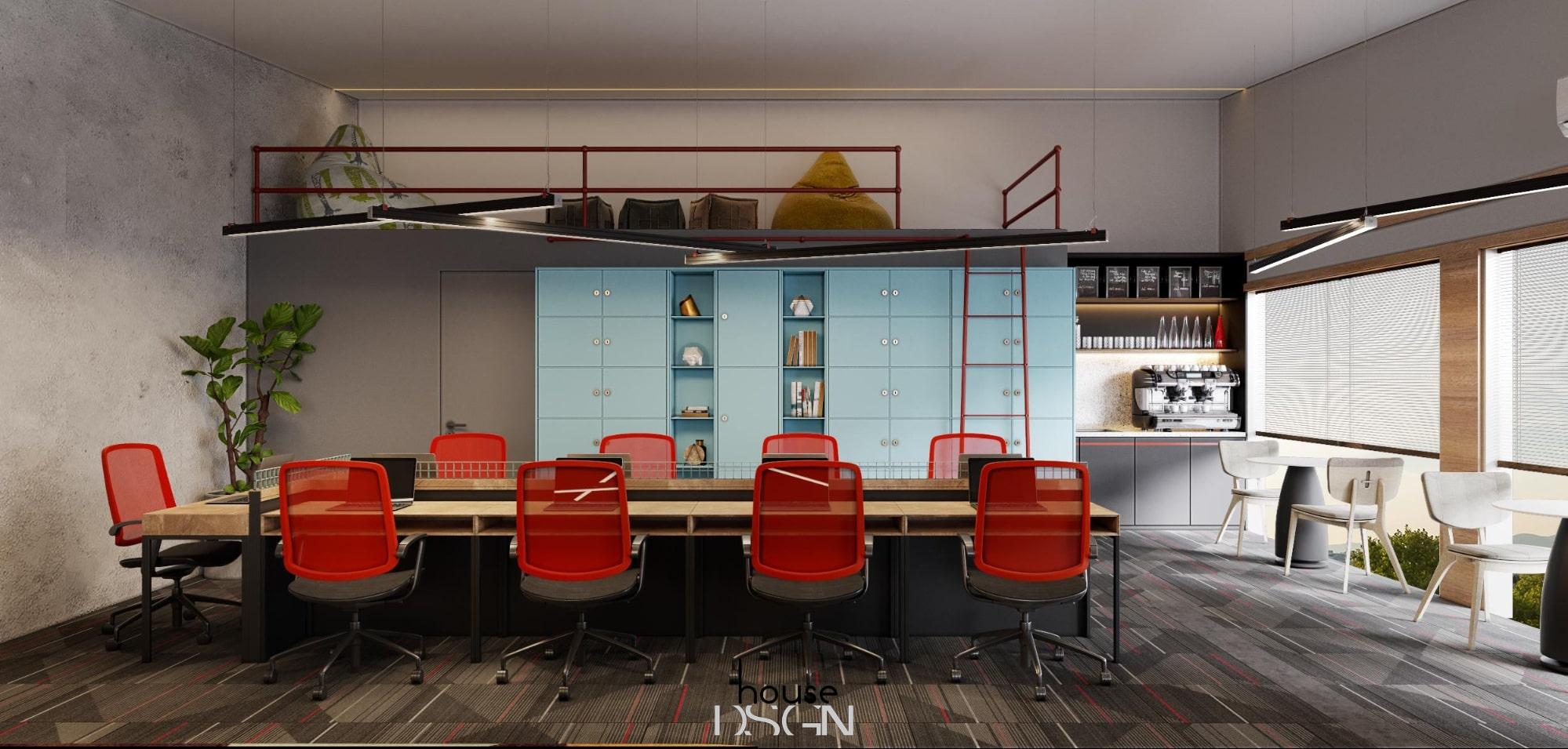 thi công và thiết kế văn phòng tphcm