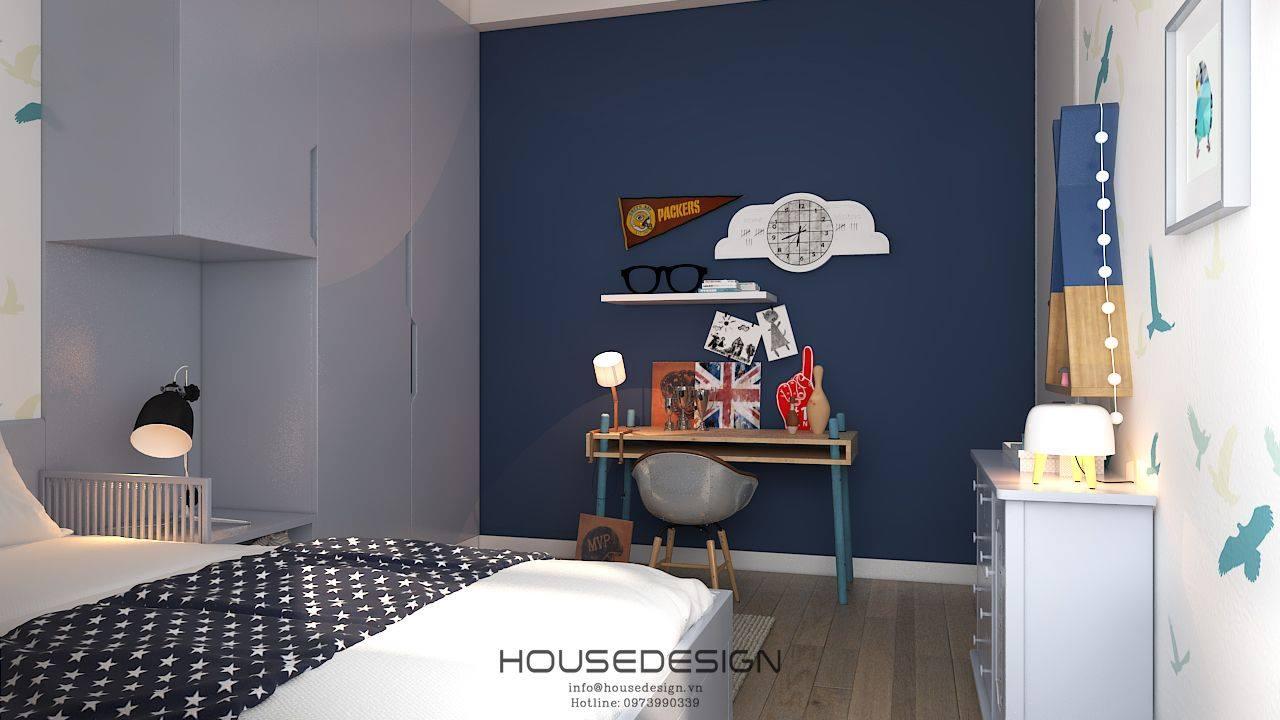 thiết kế bàn phòng ngủ