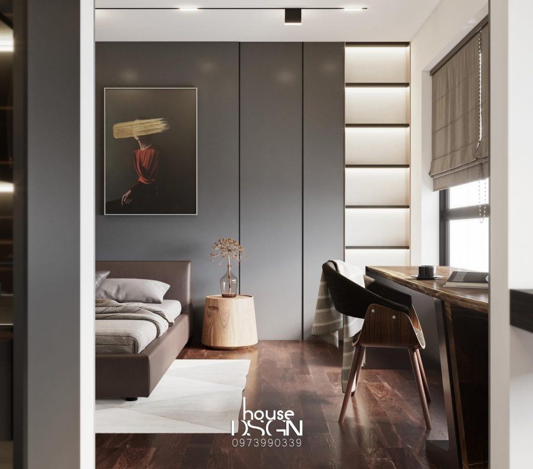 bedroom desk design