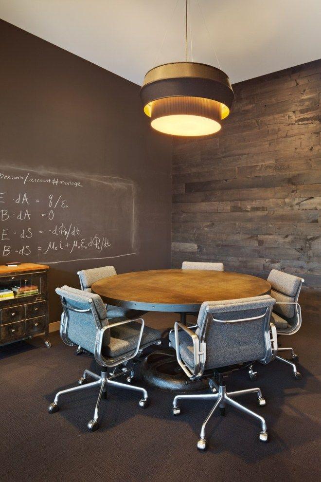 Director room interior design sample