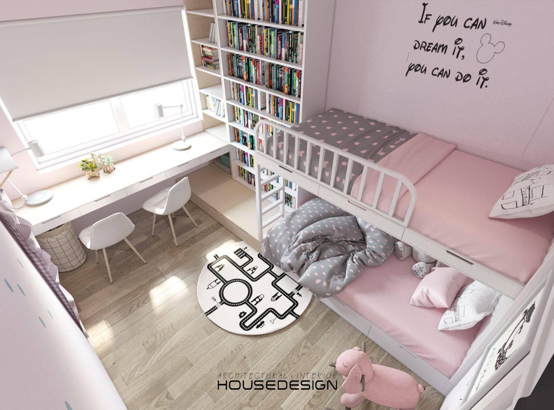 mẫu bàn nhỏ để phòng ngủ dễ thương