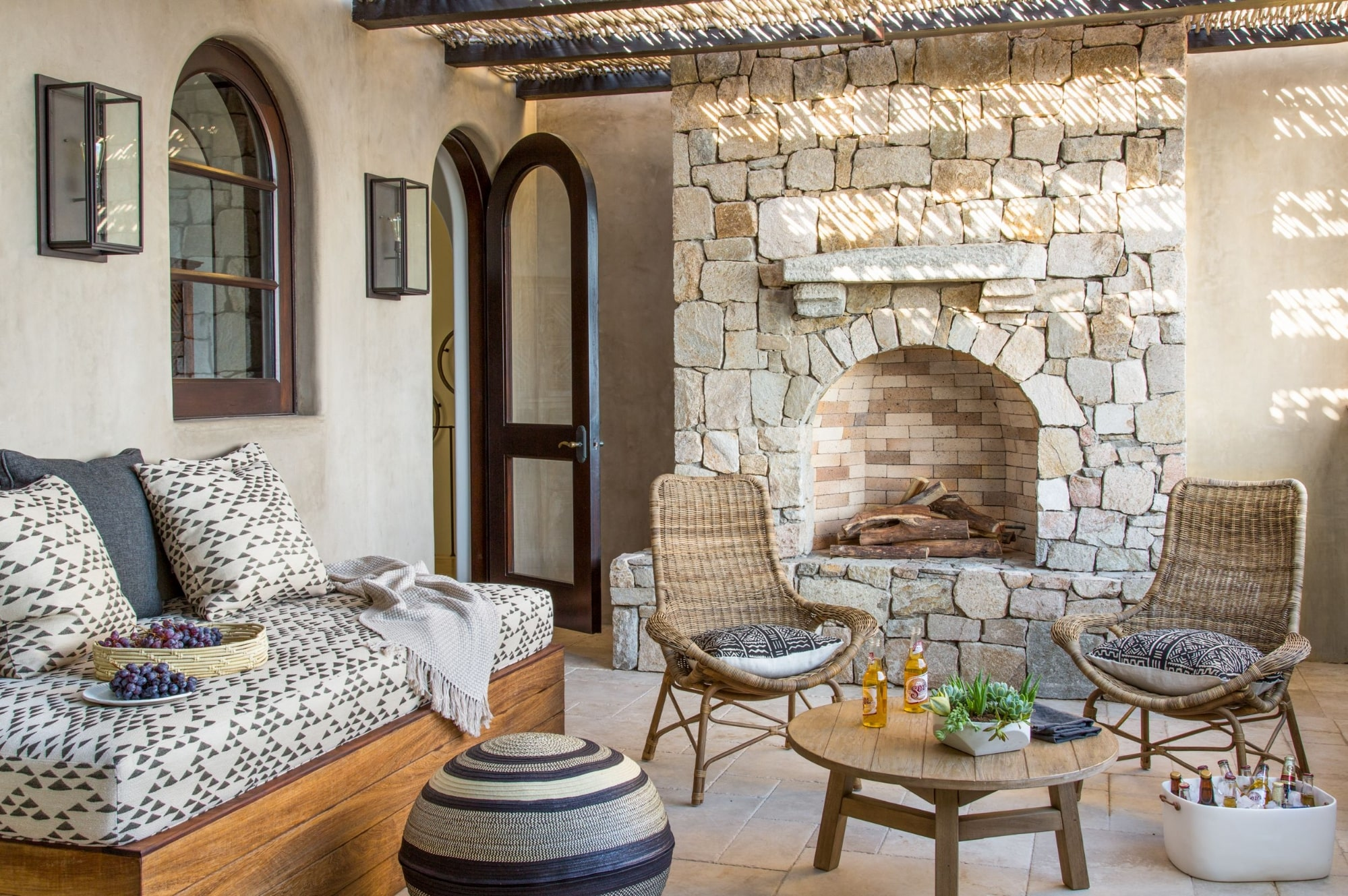 mẫu phong cách thiết kế nội thất địa trung hải đẹp