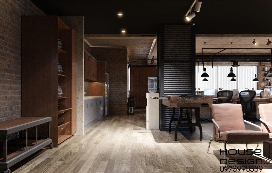 mẫu nội thất văn phòng thiết kế đẹp