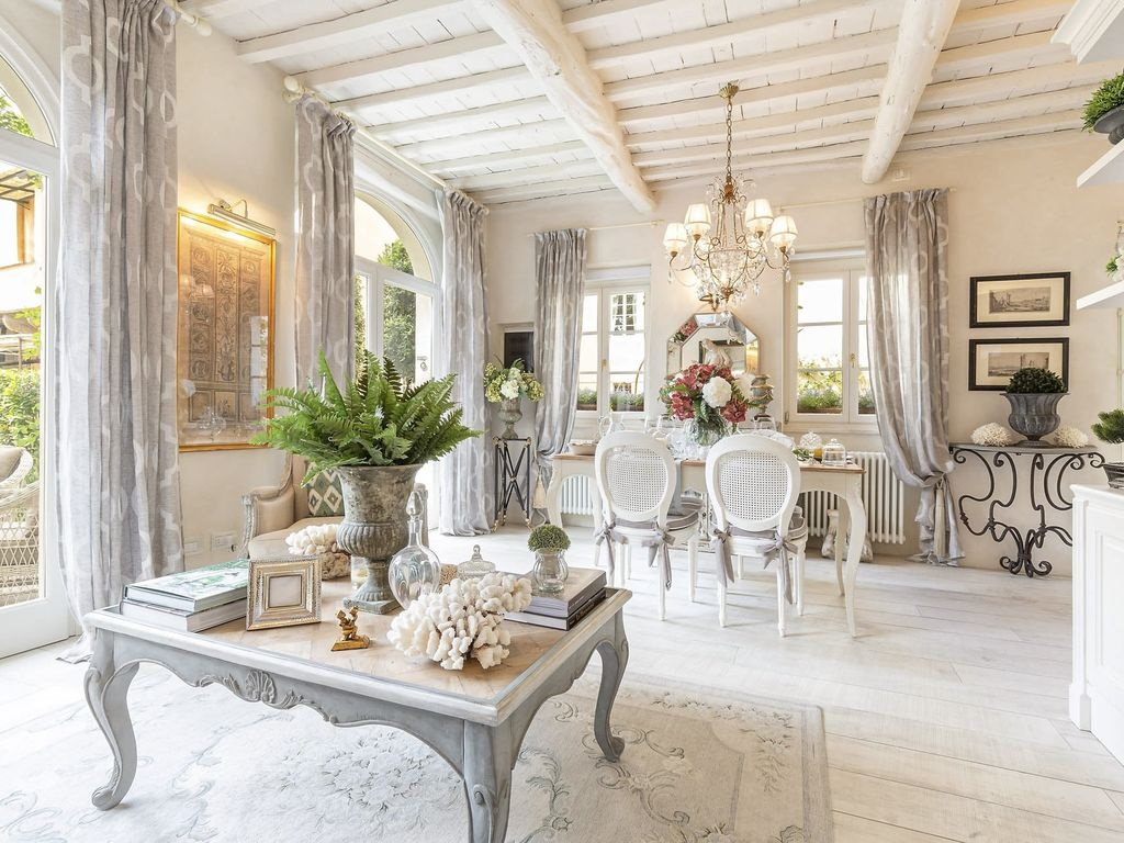 phong cách luxury trong nội thất