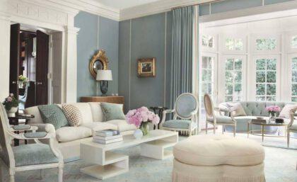 phong cách thiết kế nội thất địa trung hải là gì