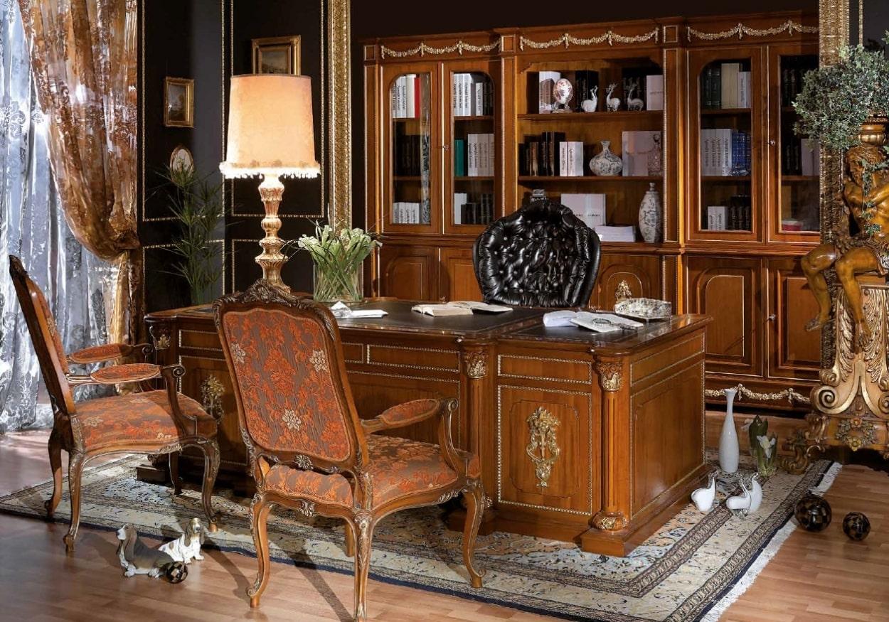 mẫu thiết kế nội thất cho phòng giám đốc