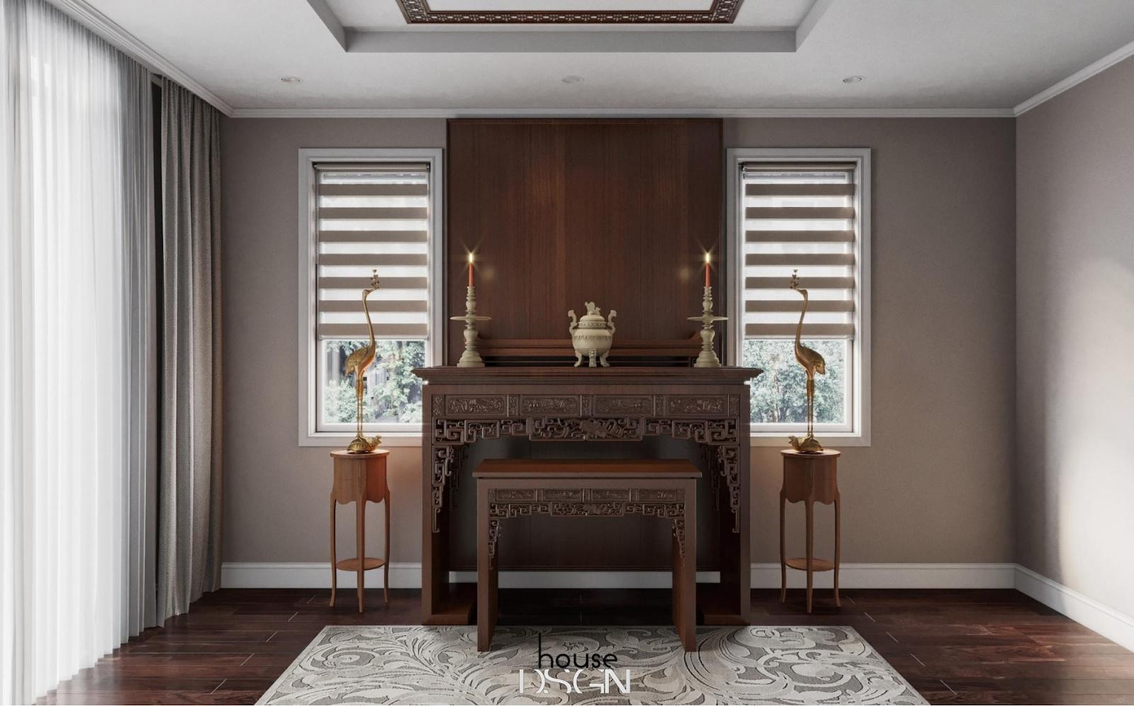 thiết kế nội thất luxury