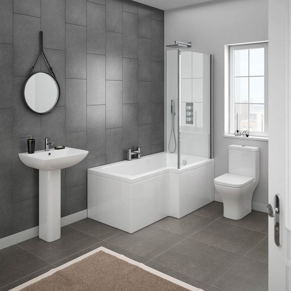 thiết kế phòng tắm căn hộ 45m2 đẹp