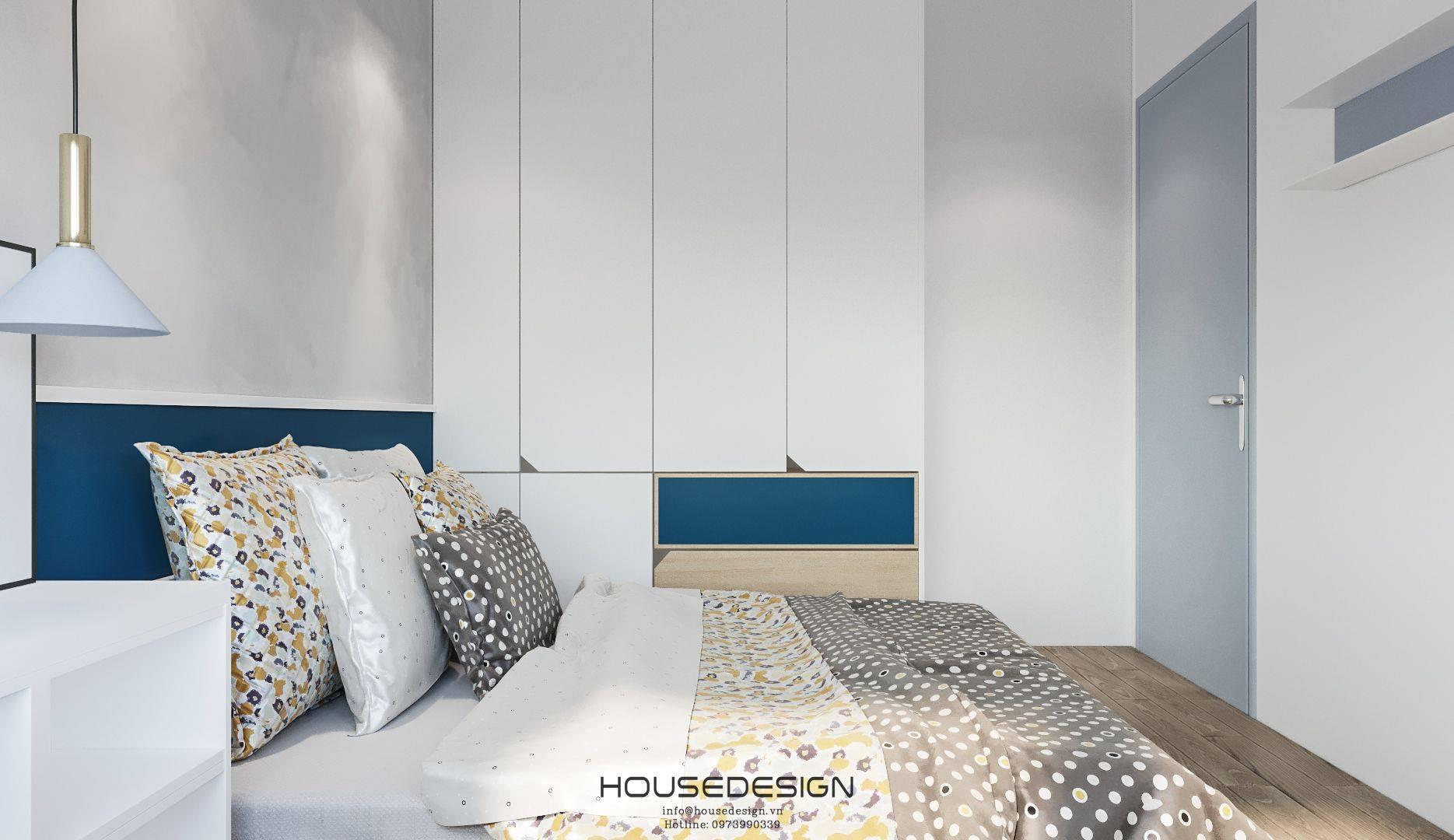bố trí nội thất khách sạn - Housedesign