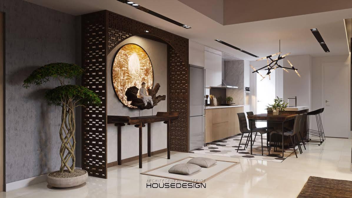 chuẩn thiết kế nội thất - Housedesign