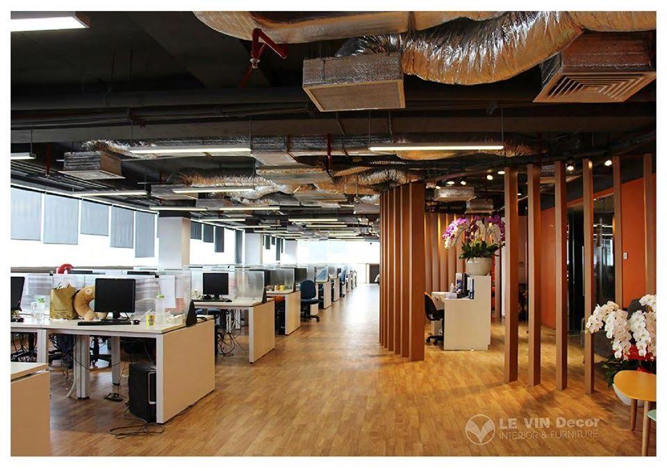 công ty thiết kế nội thất hcm - HouseDesign