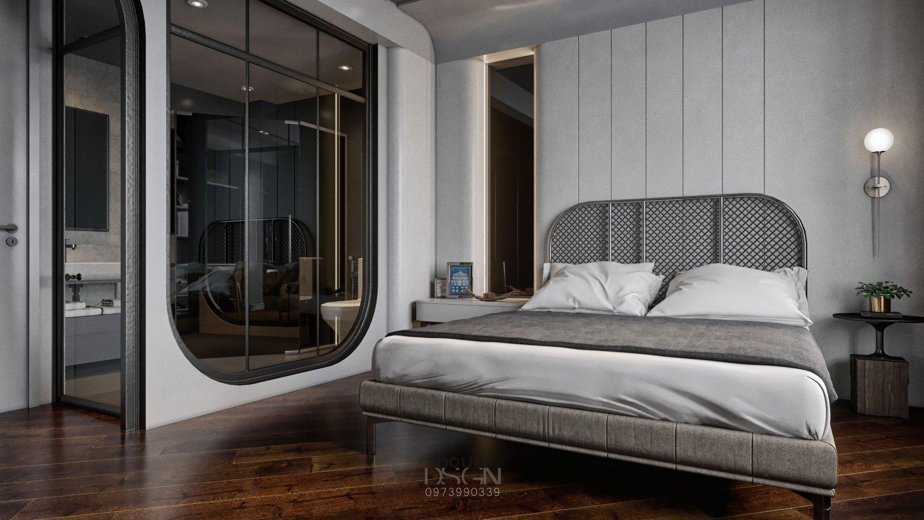 giá thiết kế nội thất khách sạn - Housedesign
