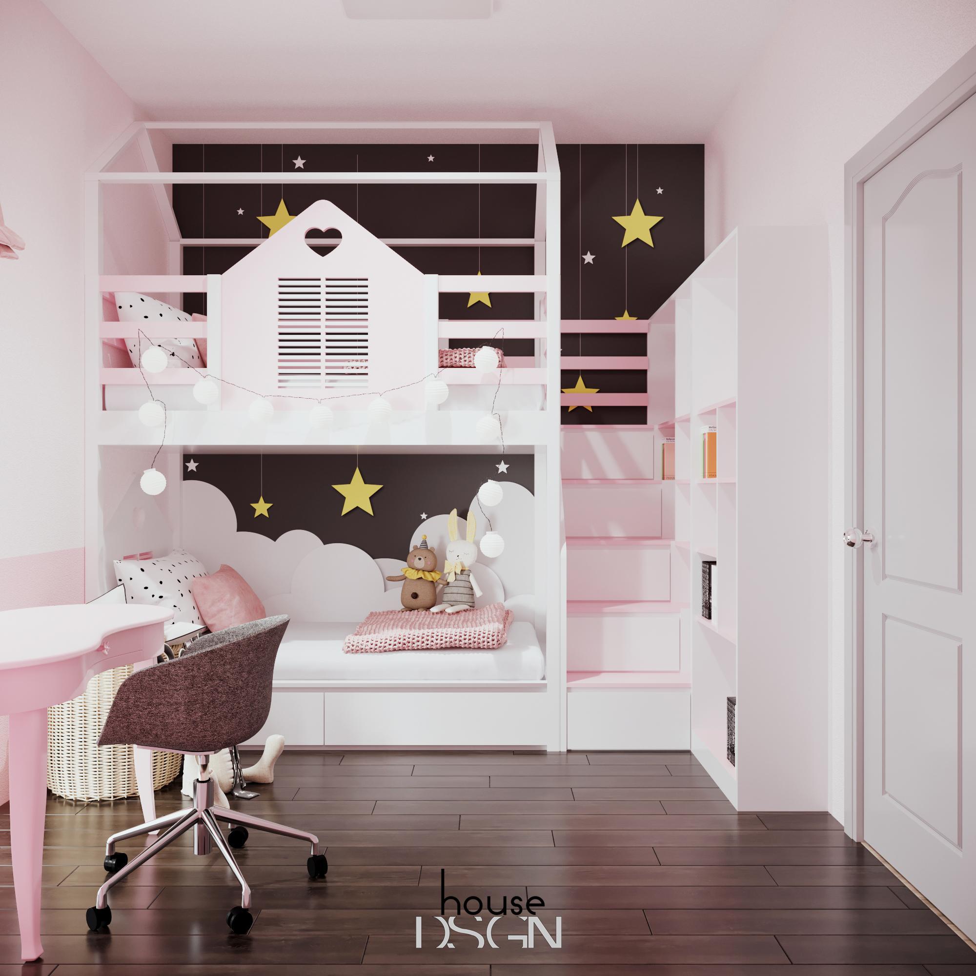 giường đơn - Housedesign