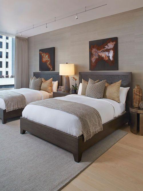 giường ngủ khách sạn 5 sao - Housedesign