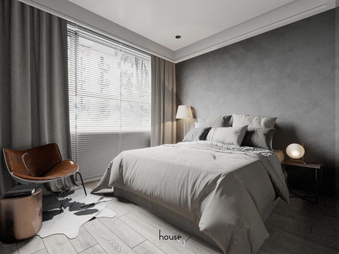 thiết kế phòng khách sạn mini đơn giản - Housedesign