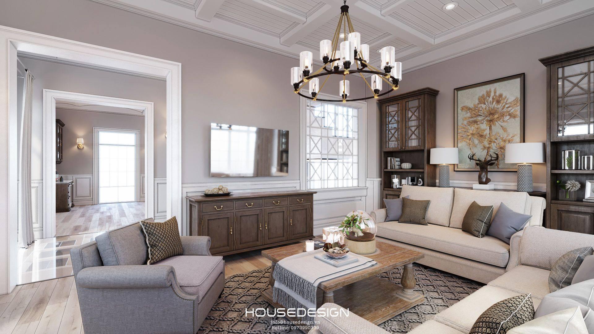 kích thước kệ tivi phòng khách đẹp - Housedesign