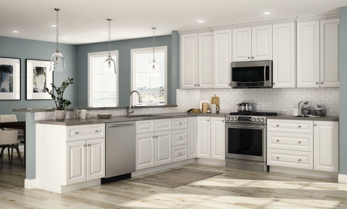 kích thước tủ bếp tiêu chuẩn - Housedesign