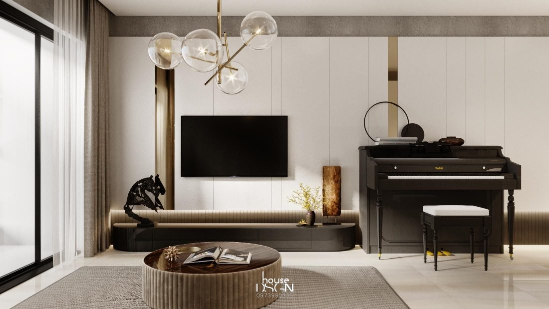 kích thước tủ tivi - Housedesign