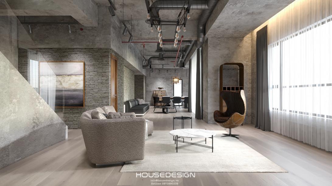 kinh nghiệm thuê thiết kế nội thất chung cư - HouseDesign