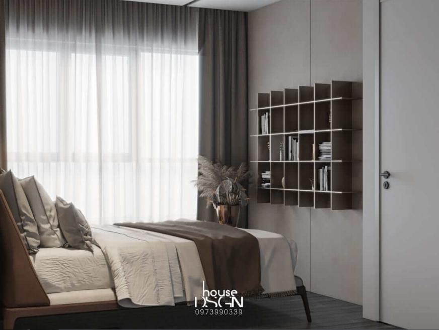 mẫu phòng ngủ đẹp - Housedesign