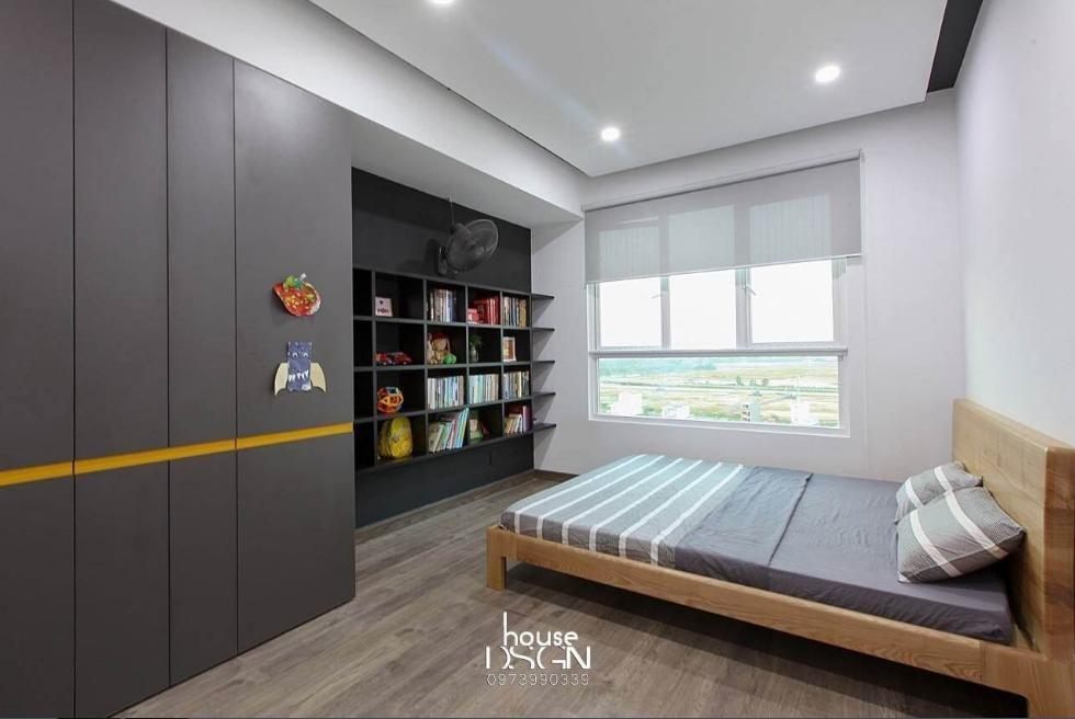 mẫu thiết kế phòng ngủ tinh tế - Housedesign