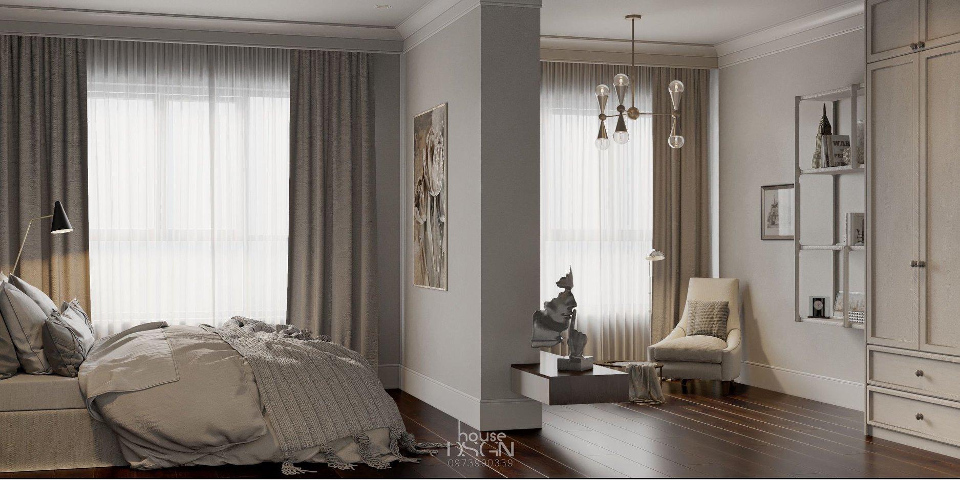 nội thất cho khách sạn - Housedesign