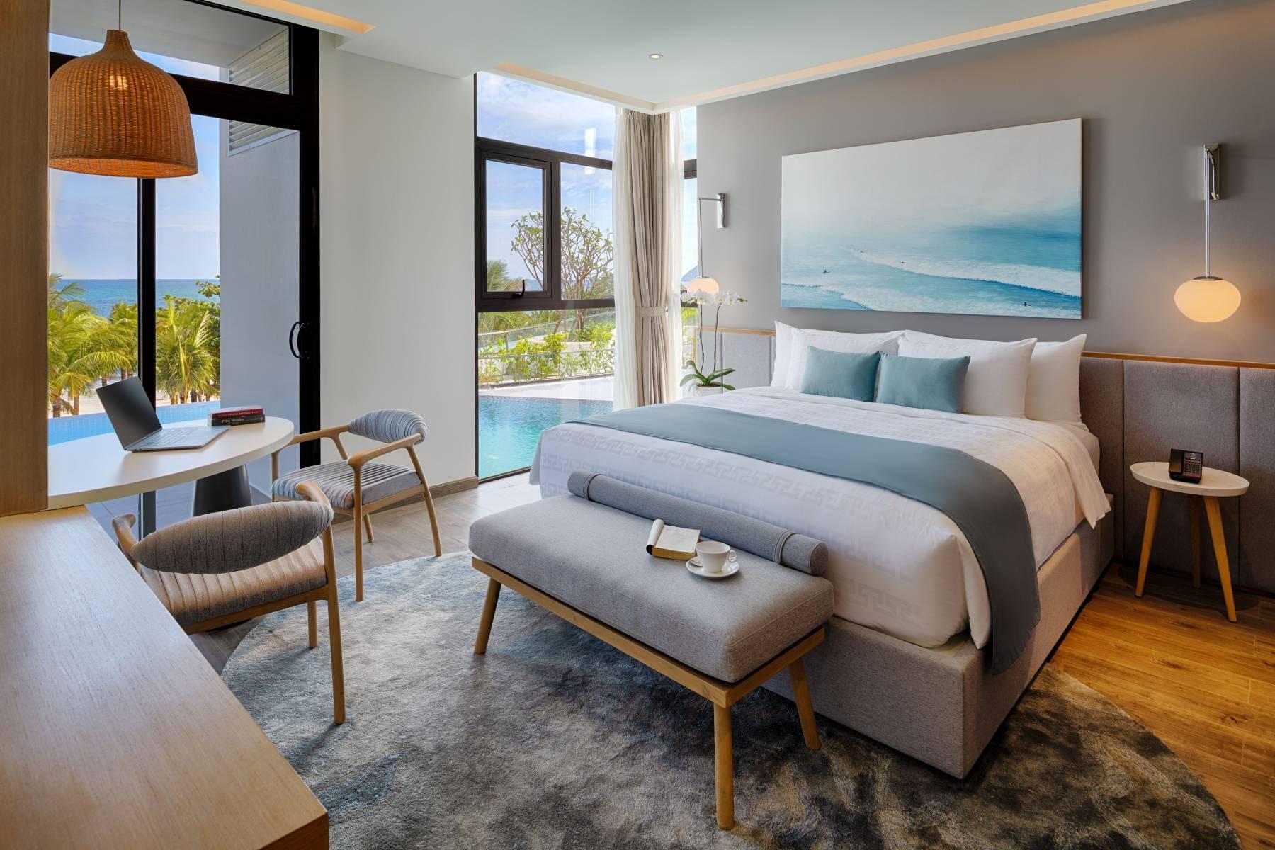 nội thất khách sạn đẹp sang trọng - Housedesign