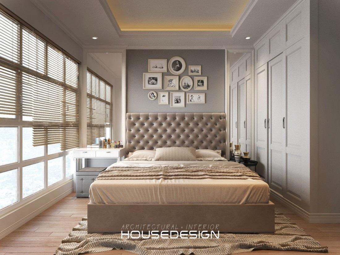 nội thất phòng ăn khách sạn - Housedesign