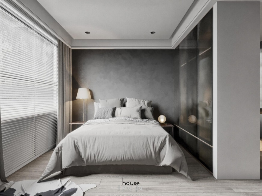 nội thất phòng ngủ nhỏ - Housedesign
