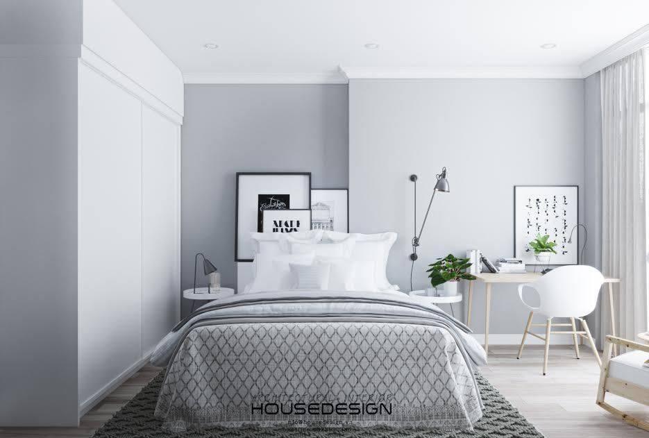 nội thất phòng ngủ sang trọng - Housedesign