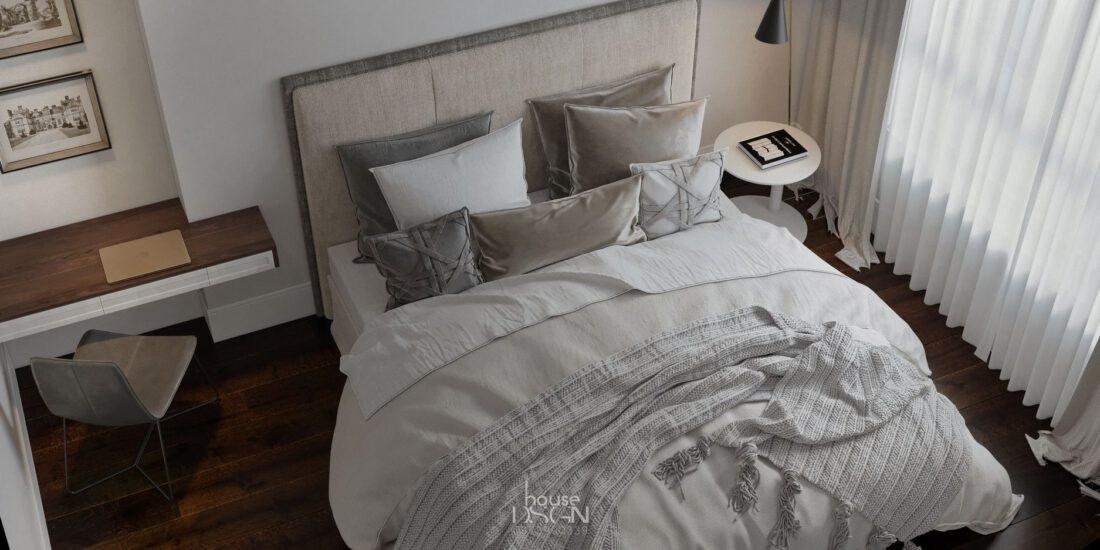 phòng ngủ khách sạn đẹp - Housedesign