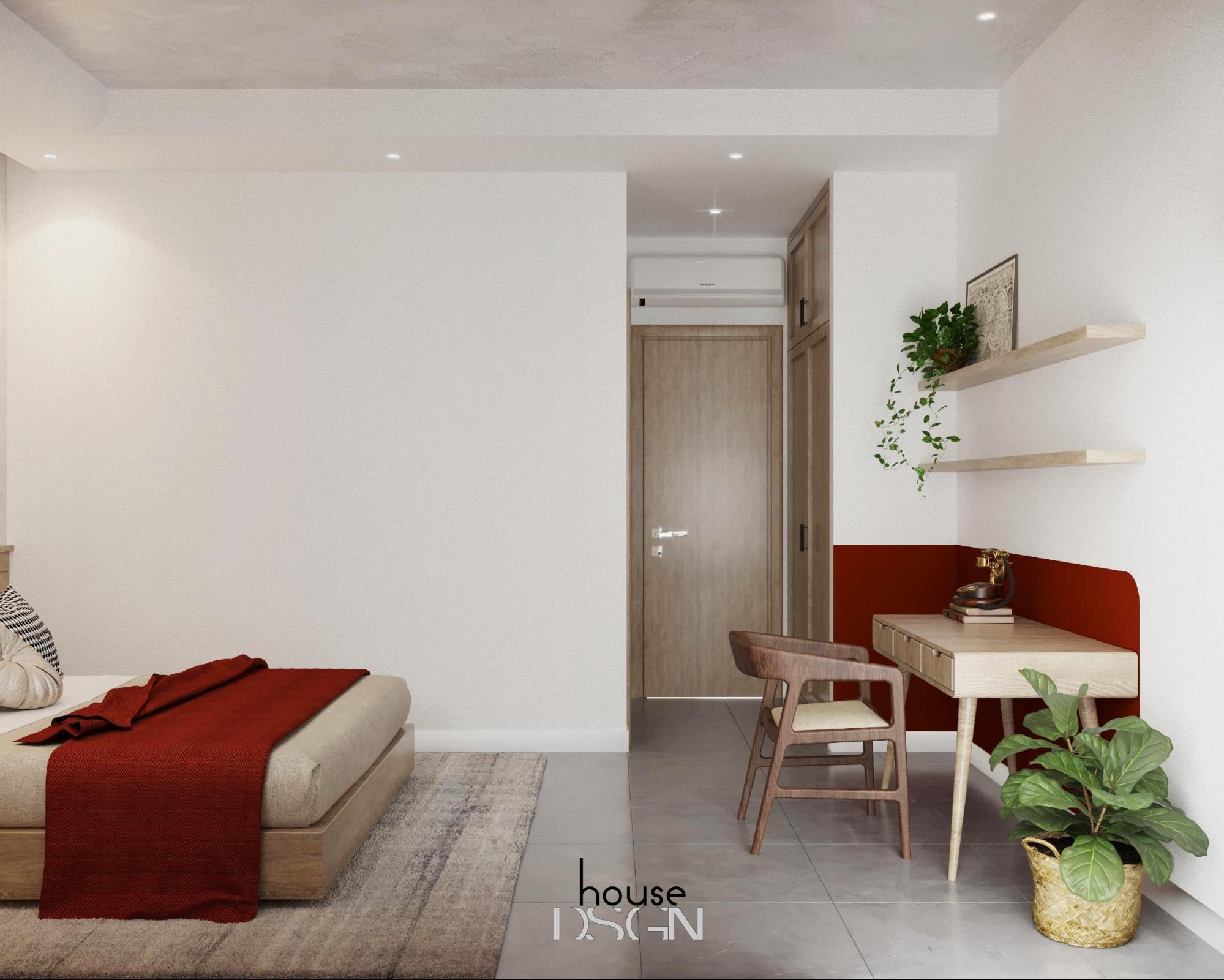 thi công nội thất khách sạn 4 sao - Housedesign