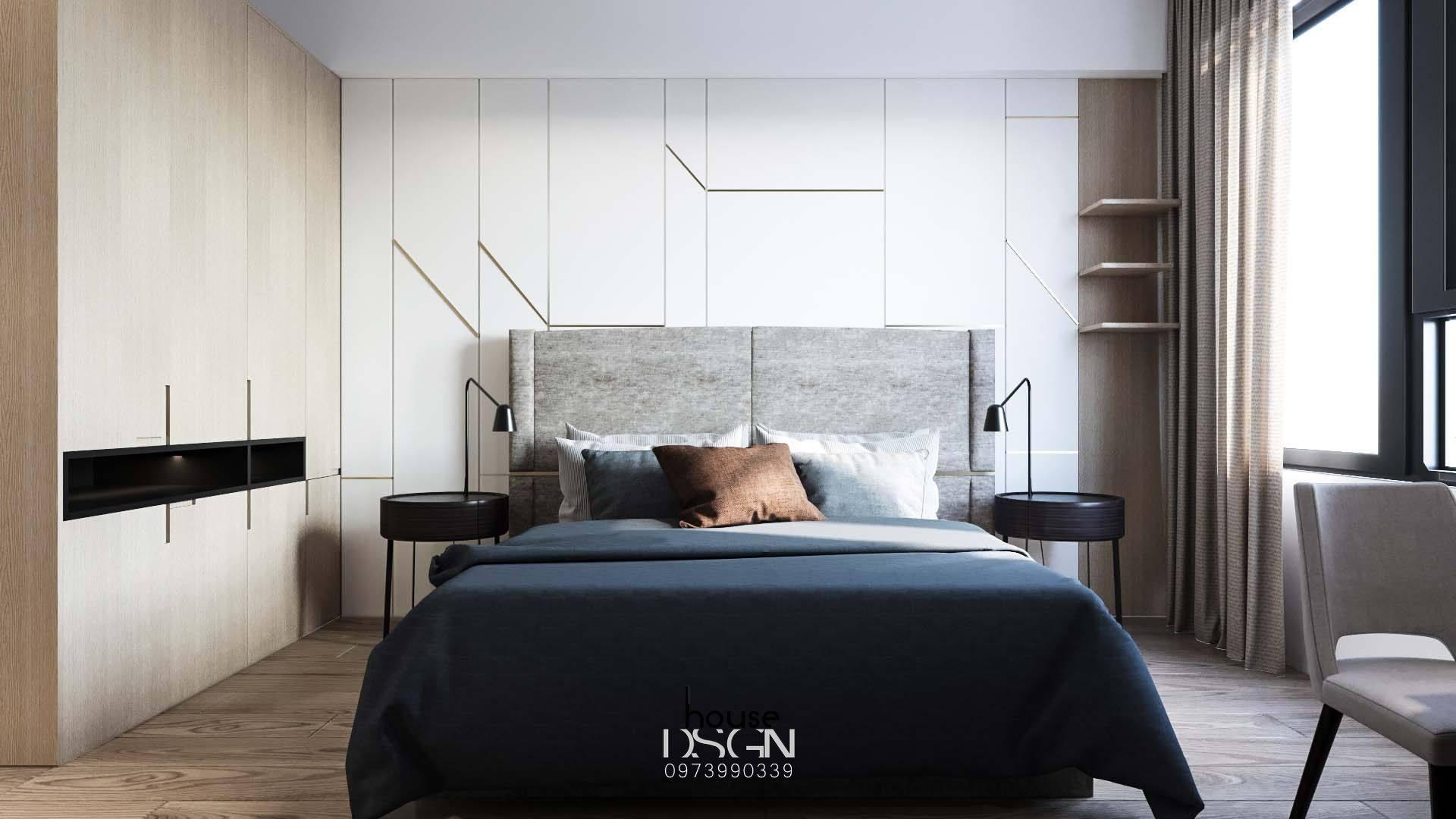 thiết kế đồ nội thất khách sạn 4 sao chuẩn - Housedesign