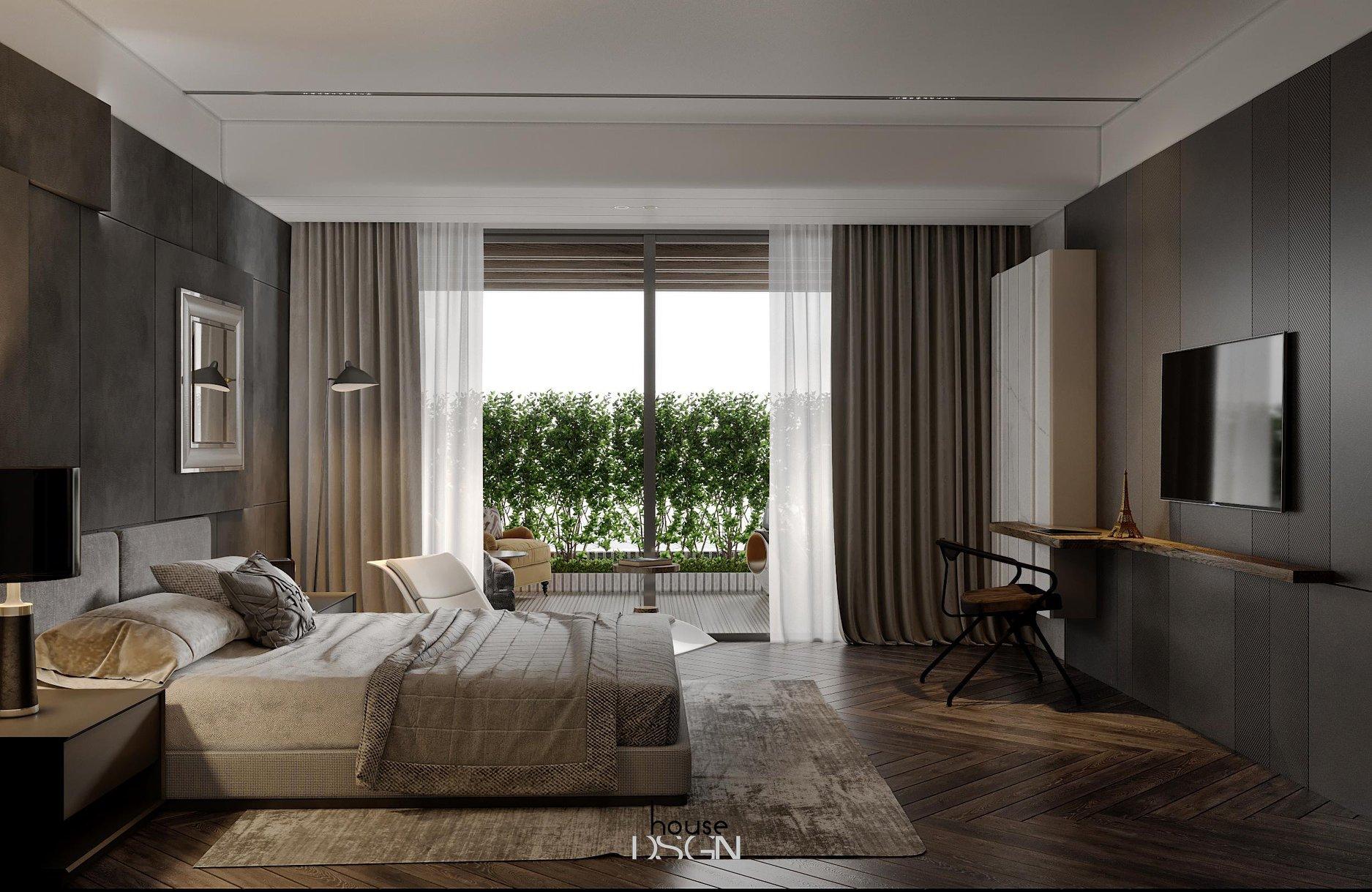 thiết kế nội thất khách sạn 2 sao mini - Housedsign