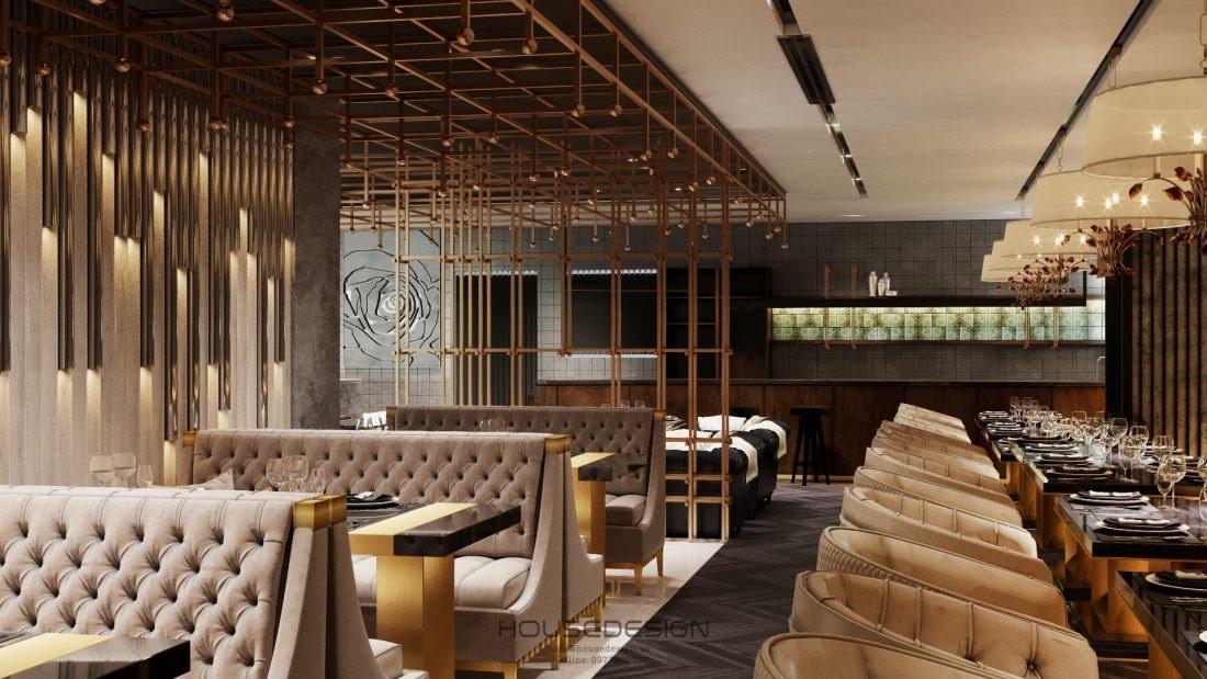 thiết kế nội thất khách sạn 4 sao - Housedesign