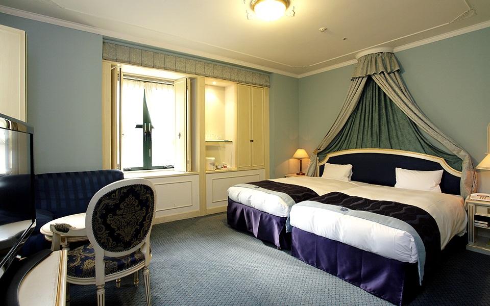 thiết kế nội thất khách sạn đẹp - Housedesign