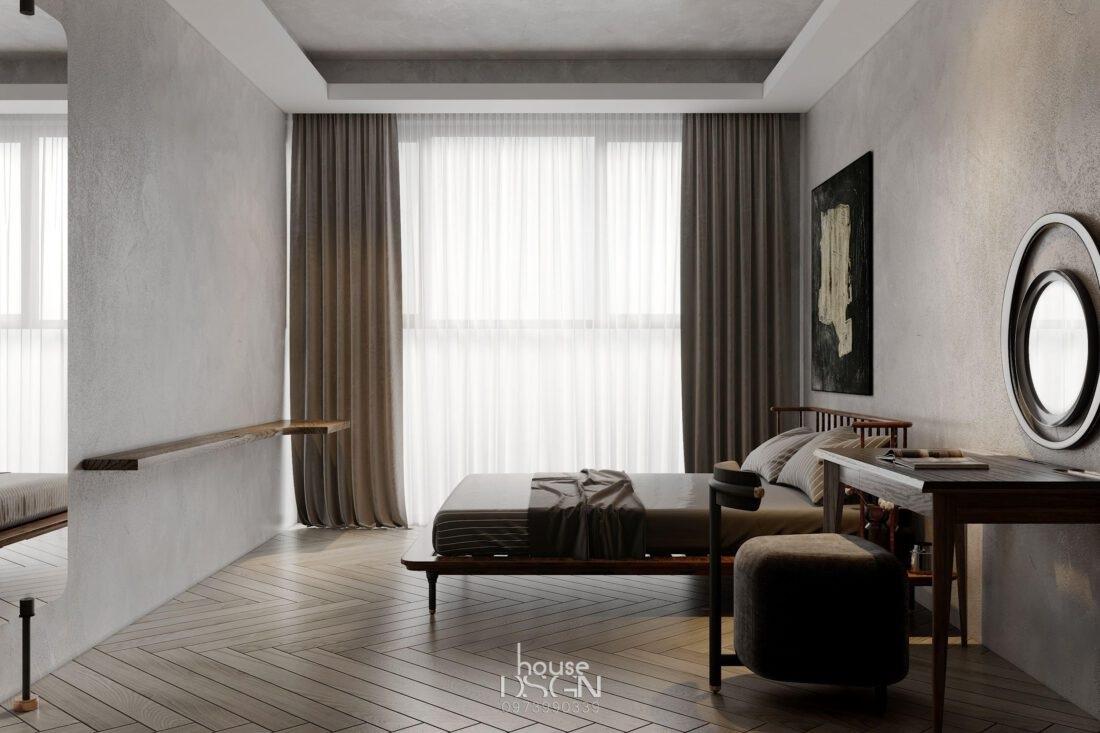 thiết kế nội thất khách sạn mini hcm - Housedesign