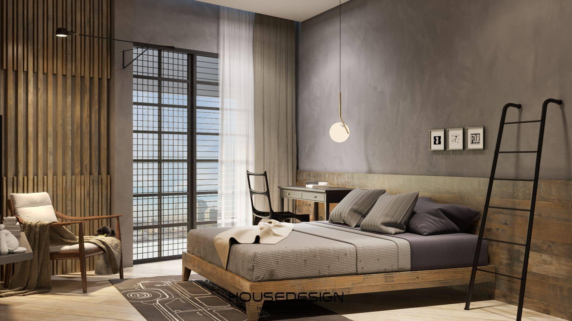 trang trí nội thất cho khách sạn - Housedesign